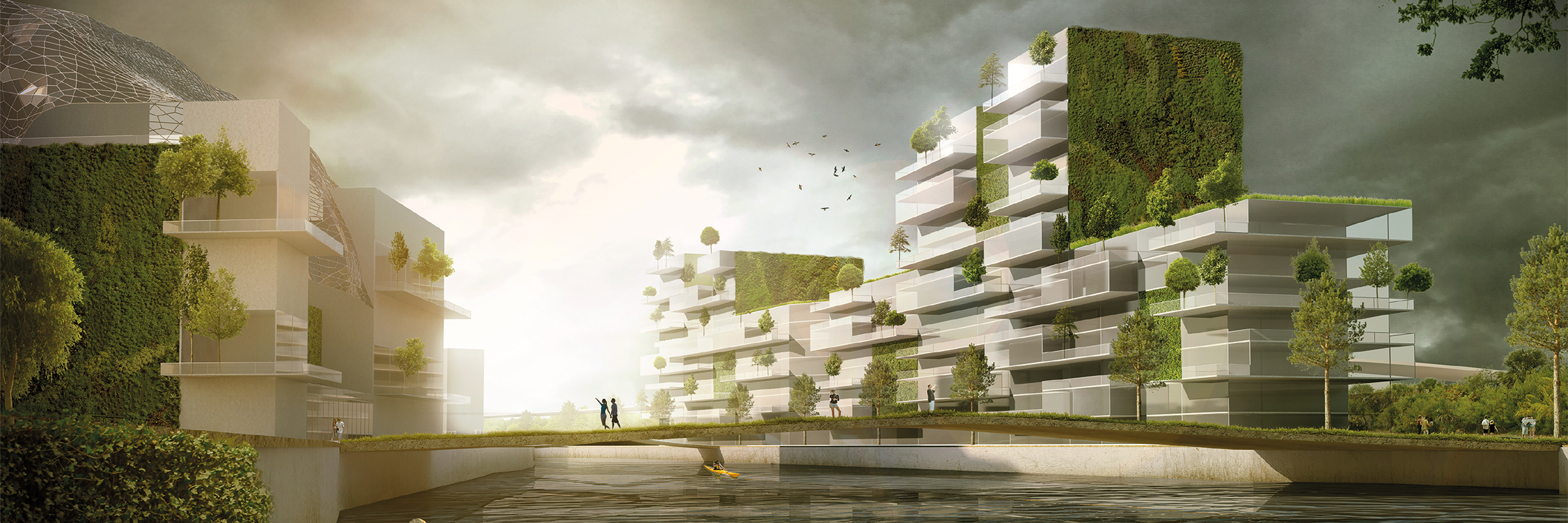 (English-taught Semester) Integrated Building Design And
