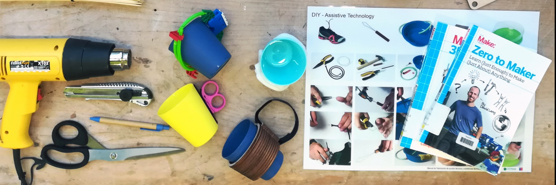 Howest Ergotherapie start met specialisatietraject MakeAbility: DIY-AT skills