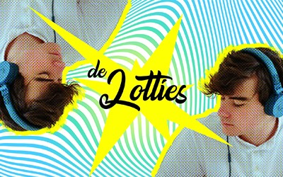 De Lotties, ons eigen podcastfestival