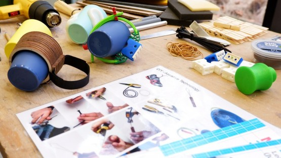 Howest start met uniek postgraduaat: MakerSkills for Occupational Therapists
