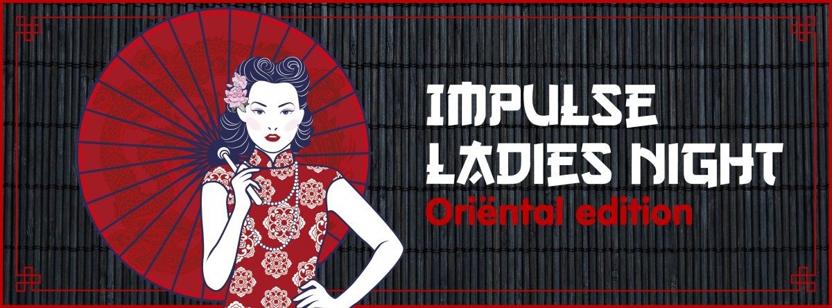 Impulse Ladies Night Oriëntal Edition